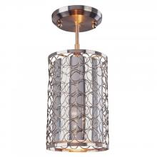 Z-Lite 185-6SF - 1 Light Pendant