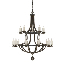 Savoy House Canada 1-9533-15-196 - Alsace 15 Light Chandelier