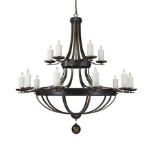 Savoy House Canada 1-9544-15-196 - Alsace 15 Light Chandelier