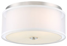Minka-Lavery 3078-613 - 3 Light Flush Mount