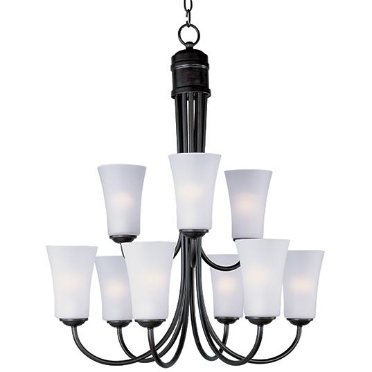 Logan-Multi-Tier Chandelier