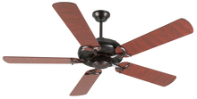 "Craftmade K10855 - Civic 52"" Ceiling Fan Kit in Oiled Bronze"
