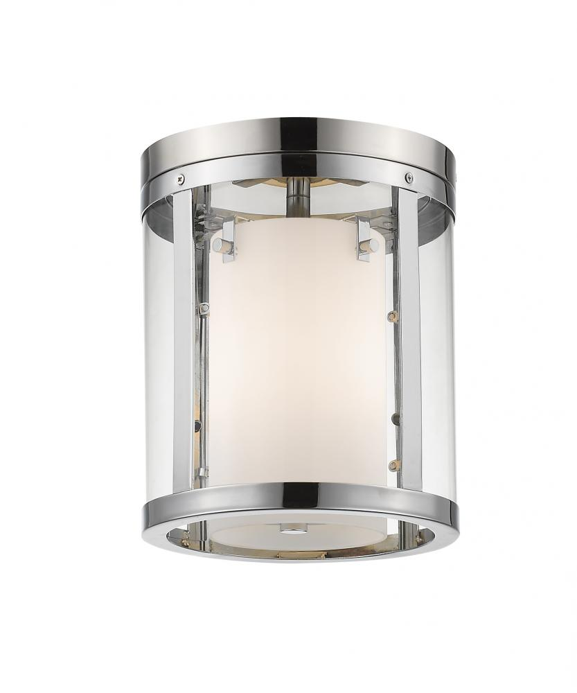 Paradise Lighting in Mississauga, Ontario, Canada,  304C2CW, 3 Light Flush Mount, Willow