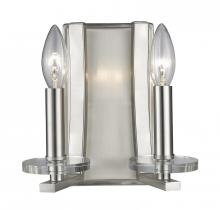 Z-Lite 2010-2S-BN - 2 Light Wall Sconce