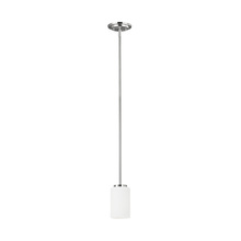 Sea Gull Canada 61160-05 - One Light Mini-Pendant