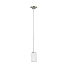Sea Gull Canada 61160-962 - One Light Mini-Pendant