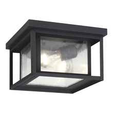 Sea Gull Canada 78027-12 - Two Light Outdoor Ceiling Flush Mount