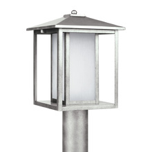 Sea Gull Canada 89129-57 - One Light Outdoor Post Lantern