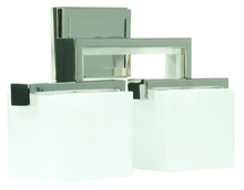 Jeremiah 18217PLN2 - Kade 2 Light Vanity in Polished Nickel