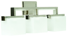 Jeremiah 18226PLN3 - Kade 3 Light Vanity in Polished Nickel