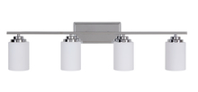 Jeremiah 39704-CH - Albany 4 Light Vanity in Chrome