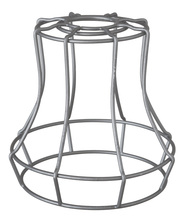 Jeremiah CG110-AGV - Design-A-Fixture Mini Pendant Cage in Aged Galvanized
