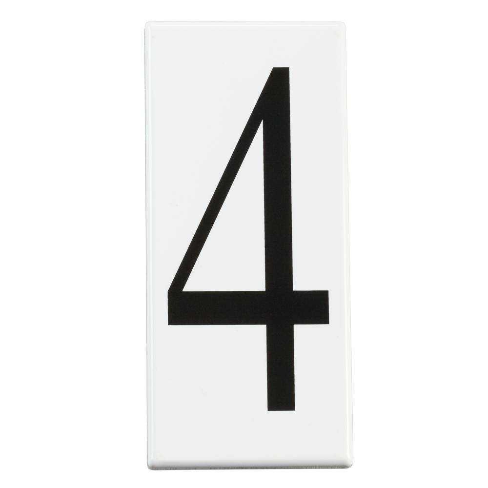 Number 4 Panel (10 pack)