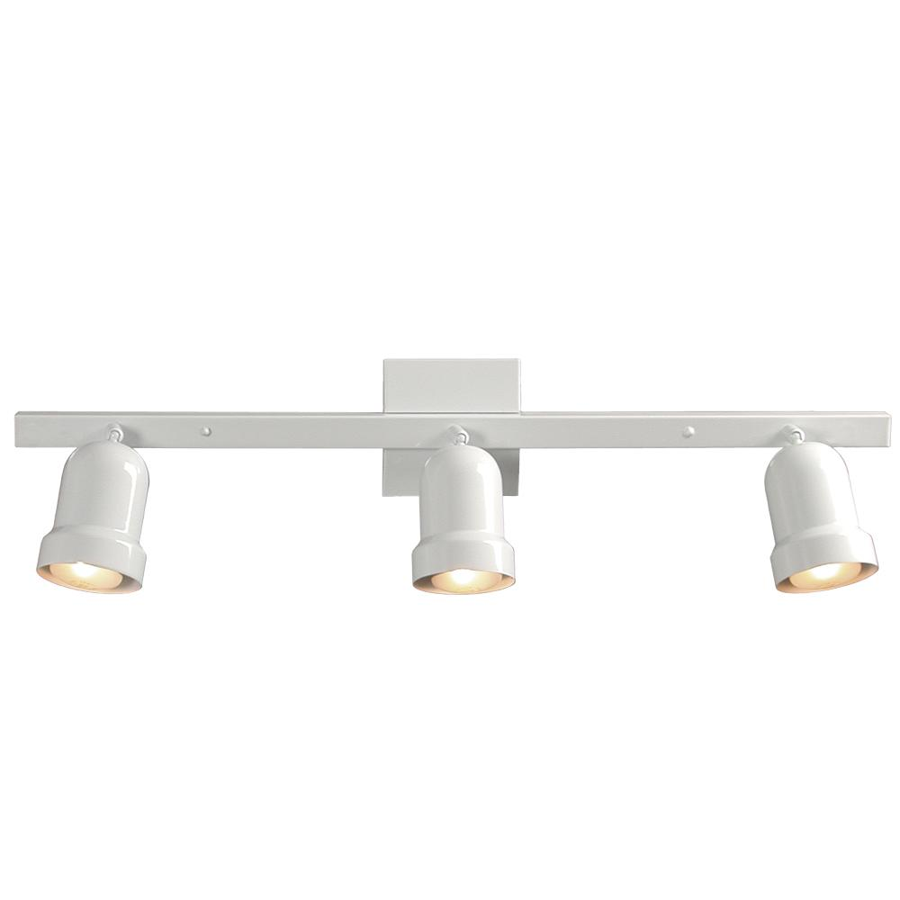 Paradise Lighting in Mississauga, Ontario, Canada,  6UMK8, Three Light Track Light - White,