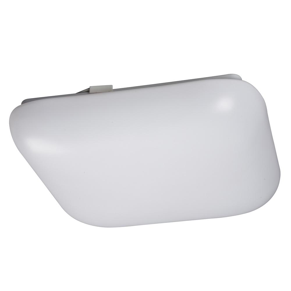Square Cloud Light W/ Acrylic Lens (Electronic Ballast Mpf)