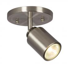 Galaxy Lighting 753227BN - 1-Light Spot Light - In Brushed Nickel Finish