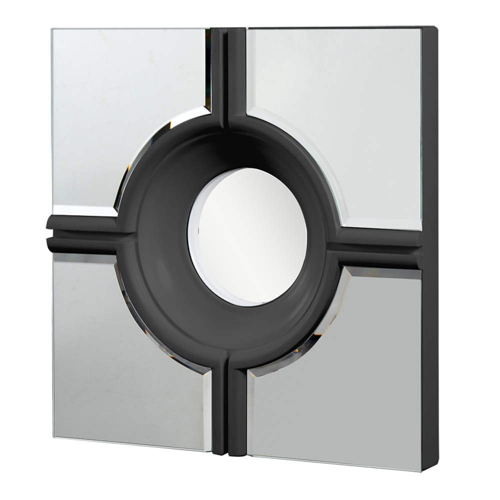 Paradise Lighting in Mississauga, Ontario, Canada,  HJY4H, Modern 24 in. Contemporary Mirror in Black, Modern