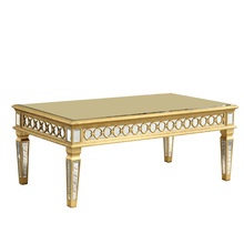 "Elegant MF4-2002GC - Coffee Table 52""x28""x20""H GC"